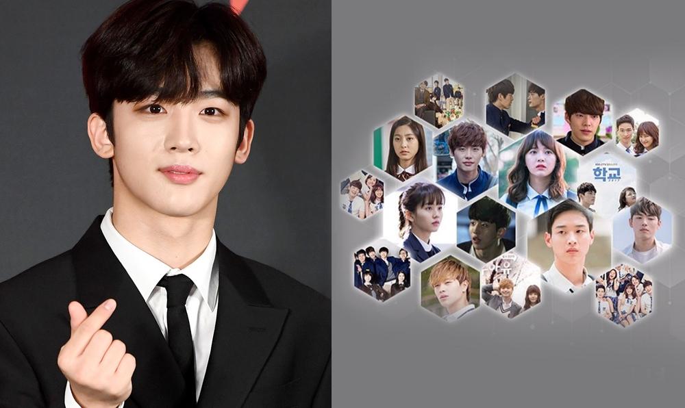 คิมโยฮัน School 2020