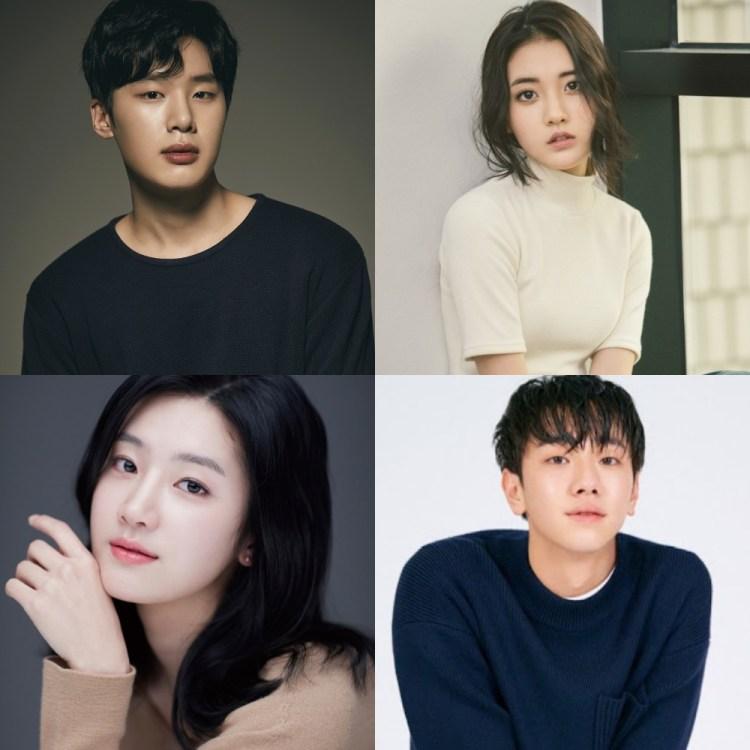 คิมดงฮี จองดาบิน พัคจูฮยอน นัมยุนซู Extracurricular