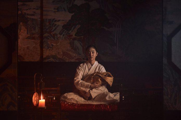 คิมฮเยจุน พระมเหสีโจ Kingdom ซีซั่น 2