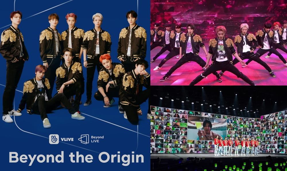 NCT127 จัดคอนเสิร์ตออนไลน์ Beyond LIVE ผู้ชมทะลุแสน จาก 129 ประเทศทั่วโลก