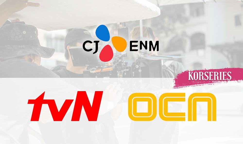 CJ ENM tvN OCN