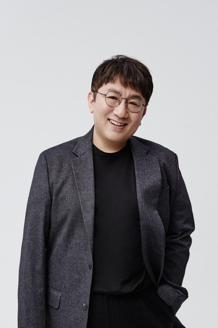 บังชีฮยอก Big Hit Entertainment