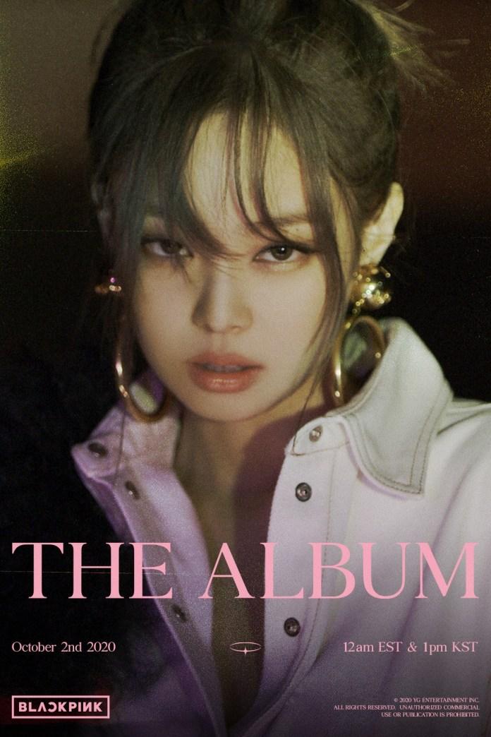 เจนนี่ BLACKPINK The Album