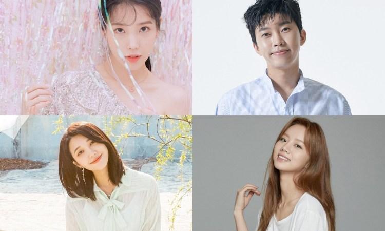 ไอยู อิมยองอุง 2020 Brand of the Year Awards BTS