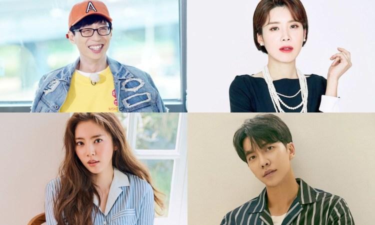 ยูแจซอก จางโดยอน 2020 Brand of the Year Awards BTS