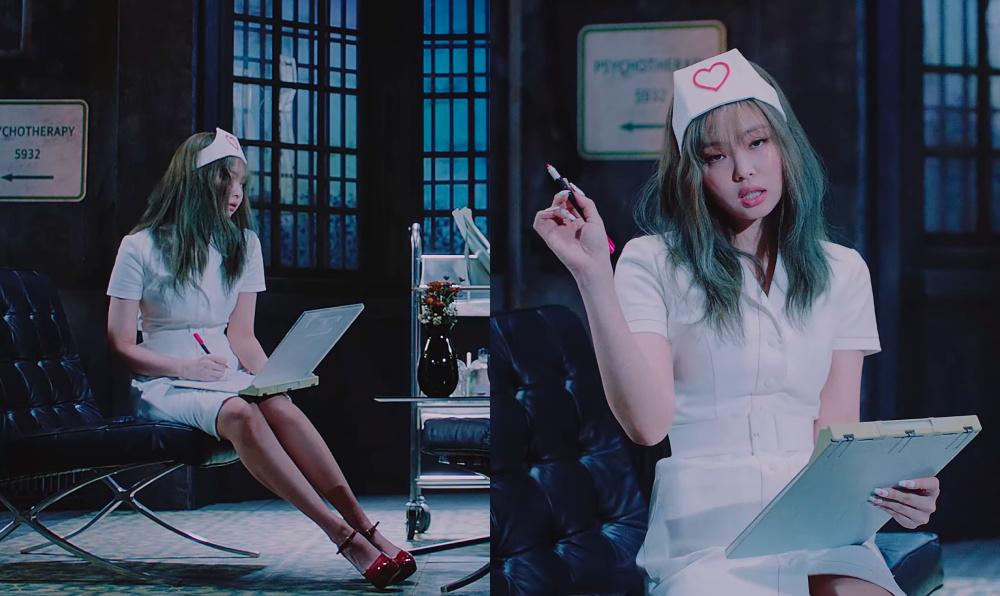 YG ชี้แจง ชุดพยาบาล ใน MV 'Lovesick Girls' หลังสหภาพพยาบาลเกาหลีออกมาแสดงความเห็นไม่พอใจ