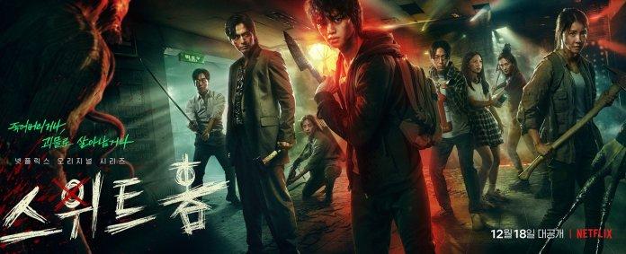 ทำความรู้จักตัวละครหลักทั้ง 8 เตรียมพร้อมก่อนดู Sweet Home  ออริจินัลซีรีส์เรื่องใหม่ของ Netflix
