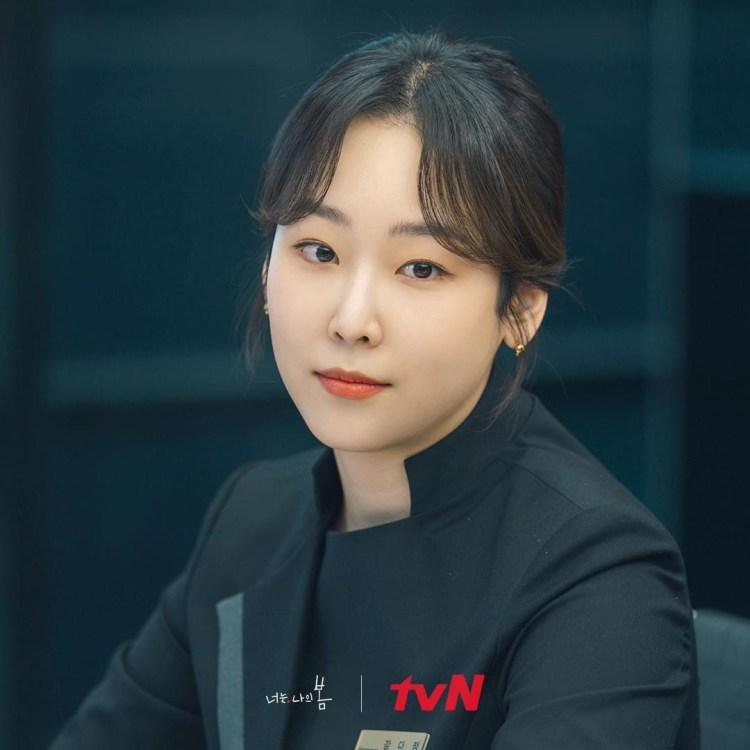ซอฮยอนจิน รับบทเป็น คังดาจอง เธอคือรักที่ผลิบาน