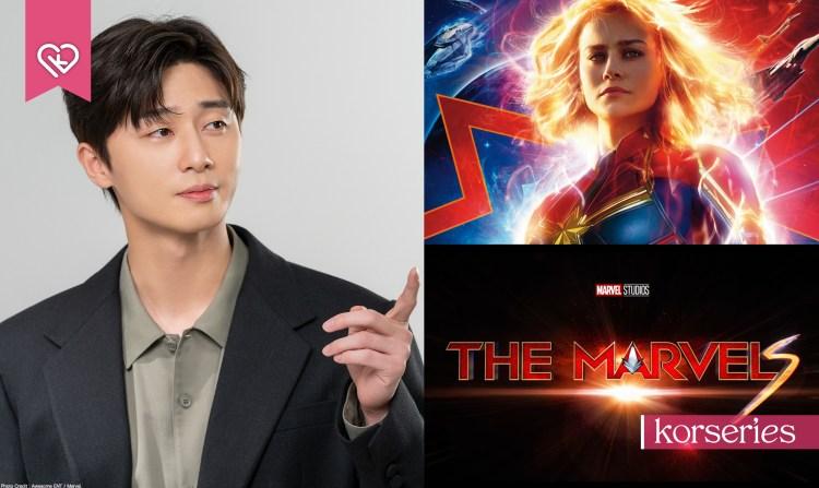 จับตาลุ้น พัคซอจุน ร่วมจักรวาล MCU ในภาพยนตร์ The Marvels หลังปรากฏในรายชื่อบนเว็บไซต์ IMDb