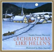Christmas like Helen's by Natalie Kinsey-Warnock: Book Cover