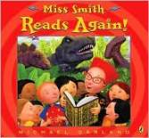 Miss Smith Reads Again! by Michael Garland: Book Cover
