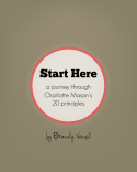 From my Commonplace Book: A Review of Brandy Vencel's Start Here