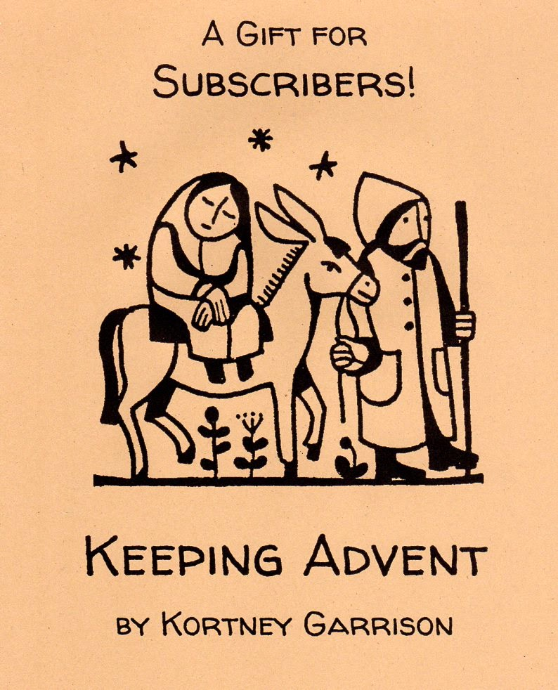 Keeping Advent
