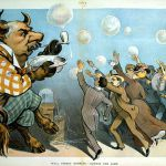 J.P. Morgan as Bubble-Blowing Bull