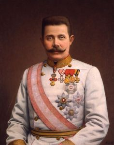 The late Franz Ferdinand