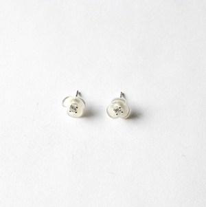 kukkakorvakorut-hopeaa