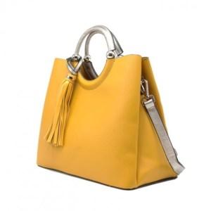 laukku-keltainen