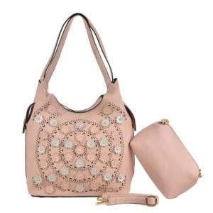roosa-muotilaukku