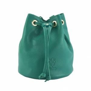 turkoosinvihreä-laukku