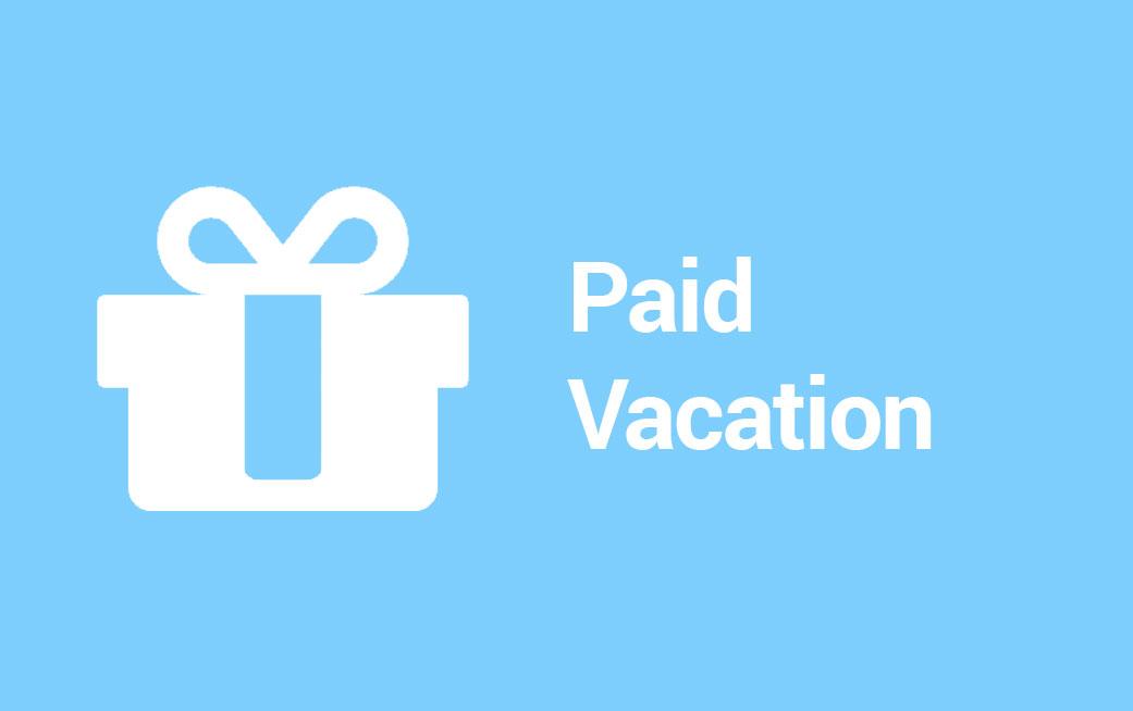 EPIK GEPIK SMOE Paid Vacation