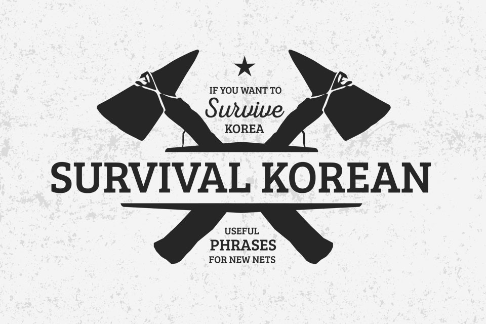 Survival Korean for New English Teachers