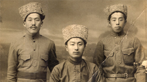 soldados, aprox. 1930