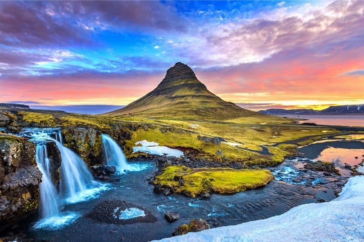 Magical Iceland, Ireland, France, and England Kosher Cruise