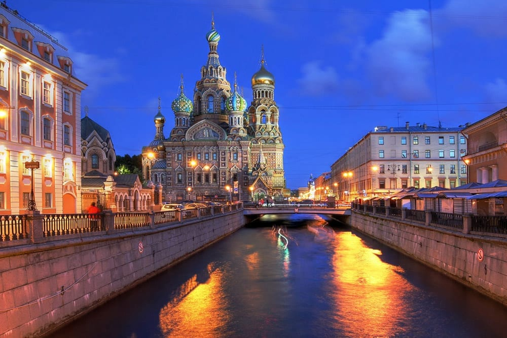 Russia and Baltic Jewish Heritage Cruise Kosher Cruise