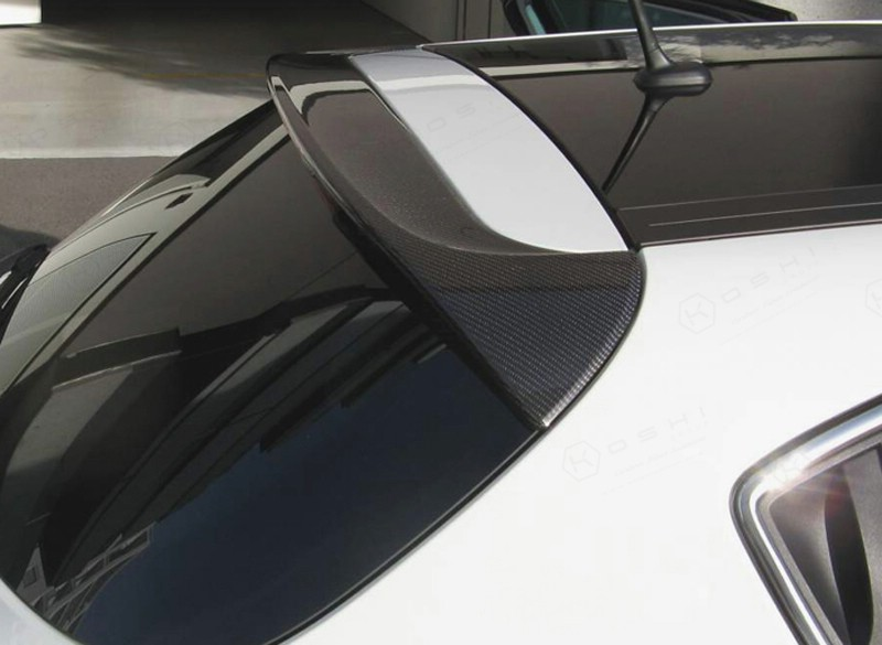 Carbon Fiber Alfa Romeo Giulietta Spoiler Koshi Group Llc