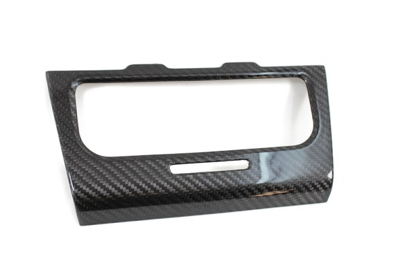 Carbon fiber VW Golf mk 6 Tray fold cover