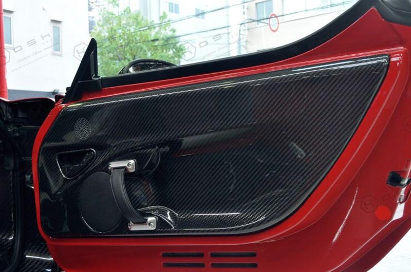 Alfa Romeo 4C Internal Door Panels & Alfa Romeo 4C Internal Door Panels | Koshi Group LLC