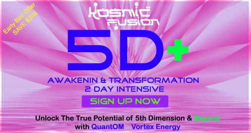 5D+ AwaKeNiN & TrANsForMaTioN Sydney July 2014