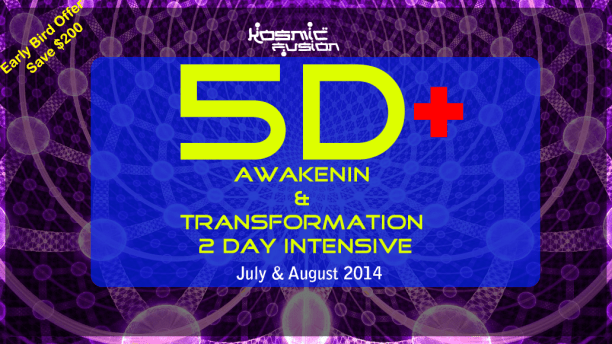5D+ AwaKeNiN & TrANsForMaTioN Sydney August 2014