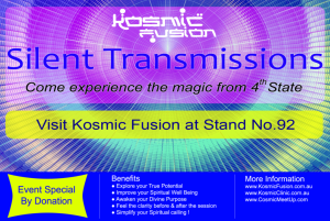 Festival of Dreams Exhibition Sydney Kosmic Fusion<sup srcset=