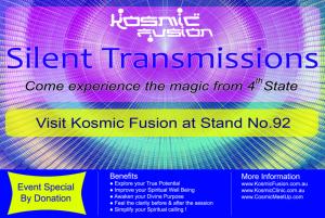 Festival of Dreams Exhibition Sydney Kosmic Fusion<sup srcset=