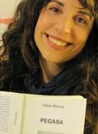 Hebe Munoz Poetessa italo-venezuelana