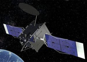 Umělecká představa družic SES-18 a SES-19.