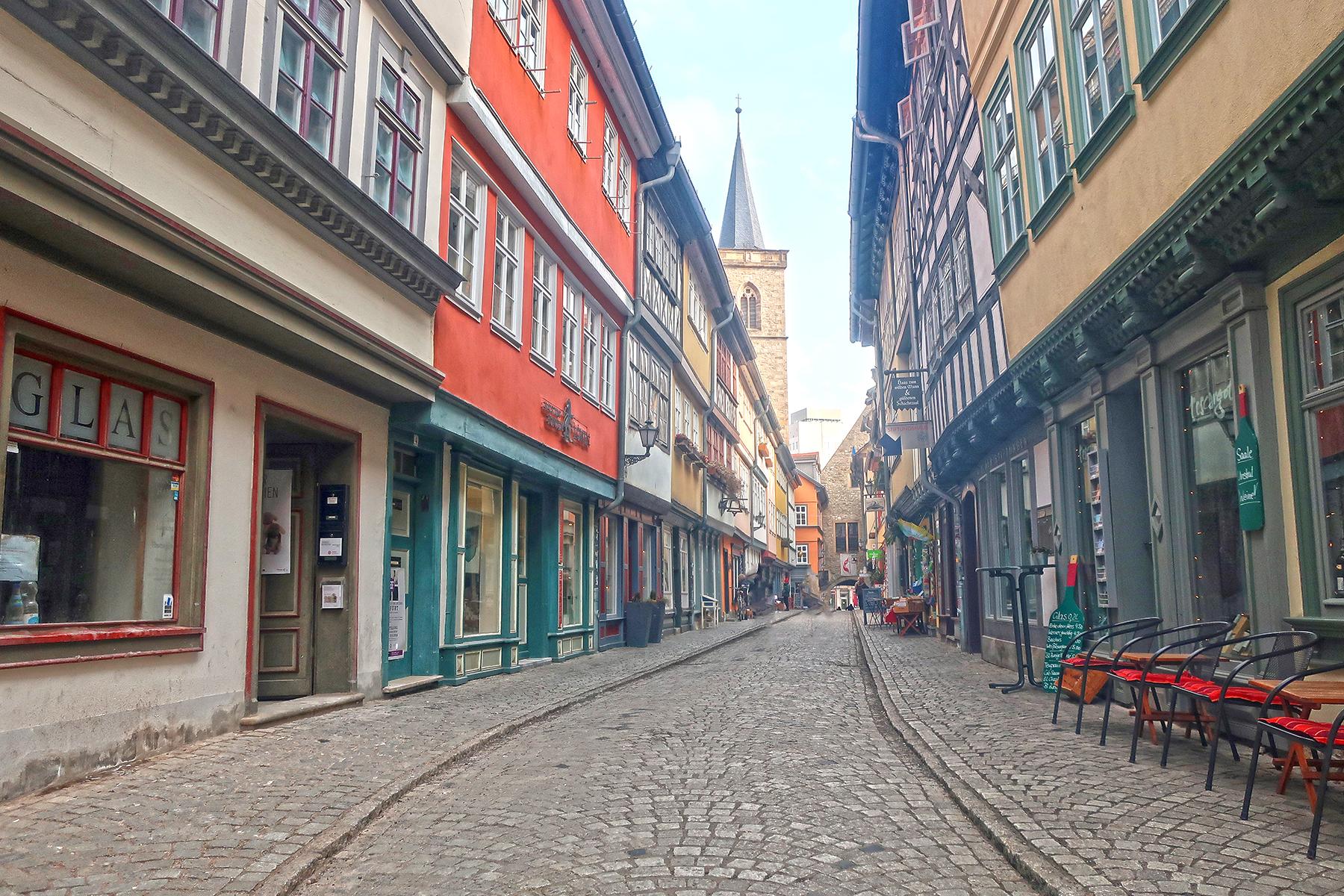 Krämerbrücke in Erfurt: 20 Travel-Facts & Tipps für die Krämerbrücke