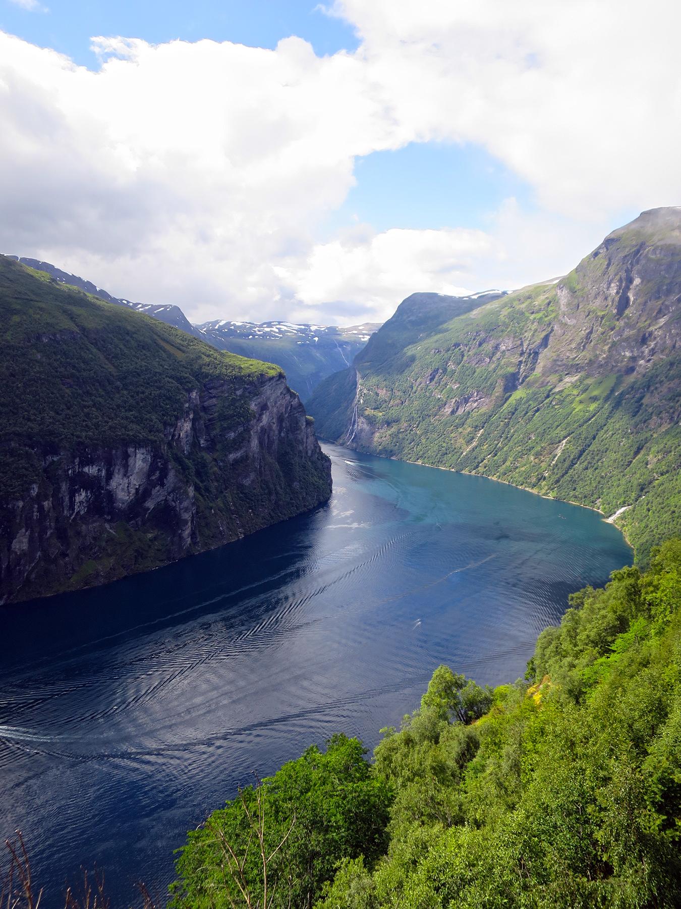 Norwegische Fjorde: Norwegen-Kreuzfahrt zum Geirangerfjord