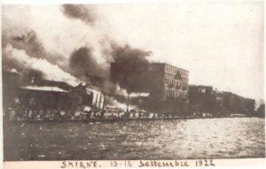 Σμύρνη, Σεπτέμβριος 1922