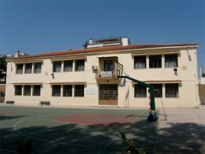 το σχολείο του Σπαθάρη, σε παλιότερες, αν και πρόσφατες, καλές ημέρες