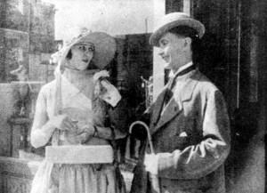 """""""Οι περιπέτειες του Βιλλάρ"""", 1924"""