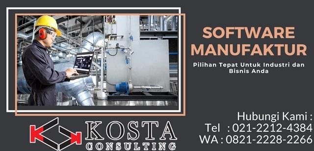 software manufaktur, manufacturing software