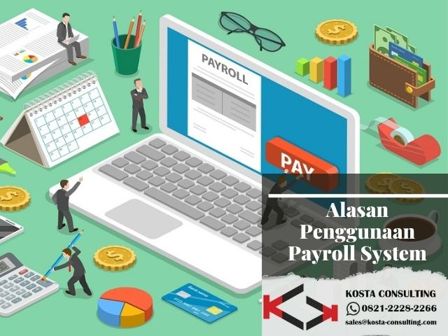payroll system, software ERP indonesia, aplikasi penggajian