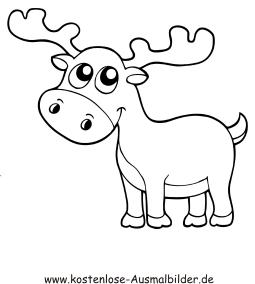 Elch Basteln Vorlage Elch Box Rudolpho Anleitung Youtube Ein
