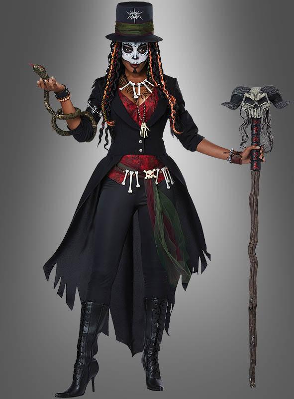 Voodoo Zauberin Kostum Finden Sie Hier Kostumpalast
