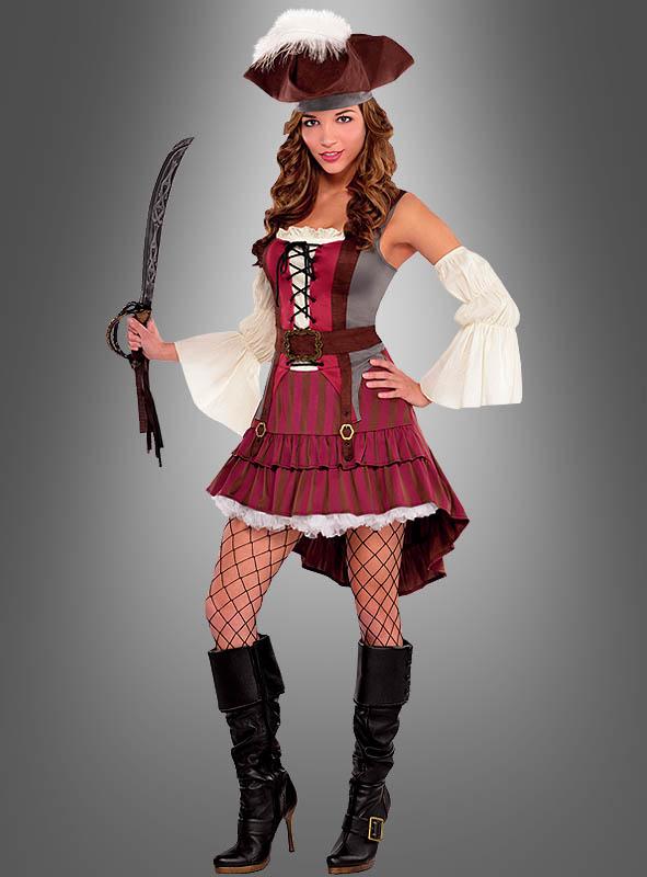 Piratinnen Kostum Bei Kostumpalast De