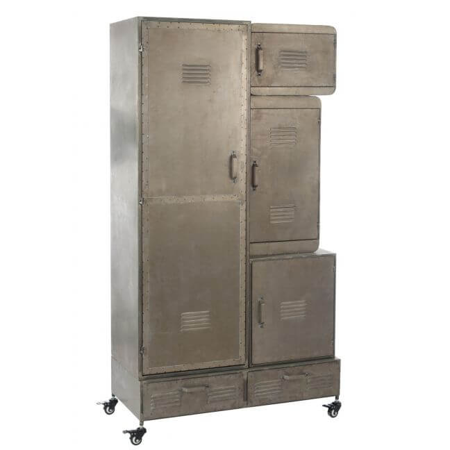 armoire style industriel armoire industriel kotecaz