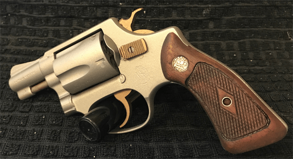 Smith and Wesson Model 36 .38 Special