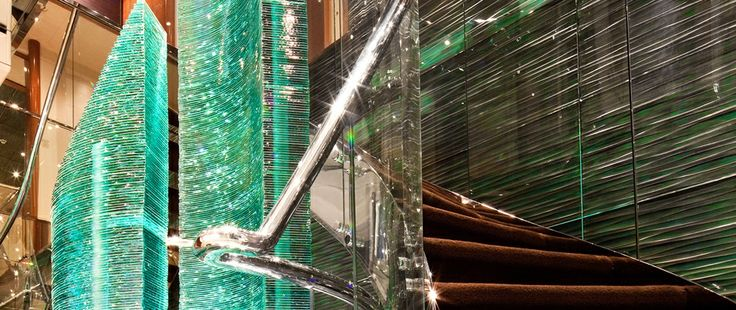 Andrew Winch laminated staircase